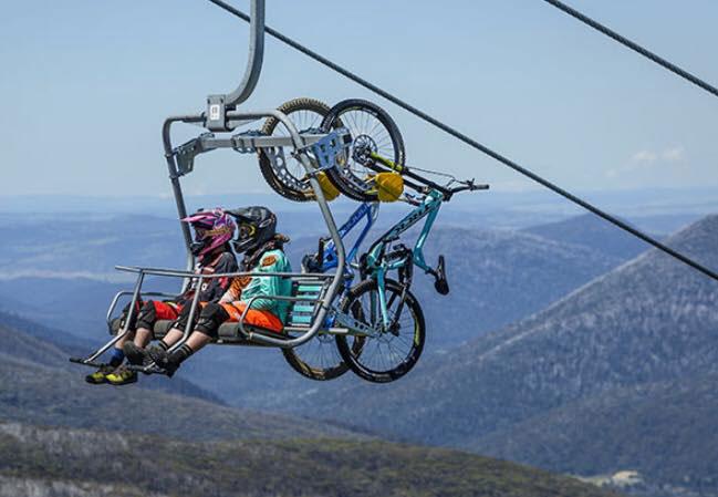 thredbo mountain biking trails