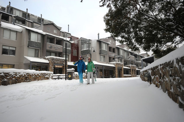 places to stay thredbo