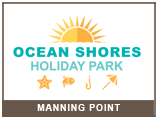 caravan park manning point